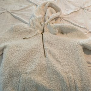 Size XS Old Navy Sherpa Hoodie